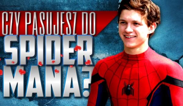 Czy pasujesz do Spider-Mana?