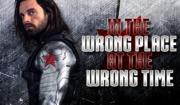 In the wrong place, at the wrong time #1