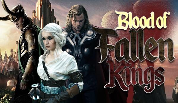 Blood of Fallen Kings – Prolog