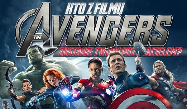 """Kto z filmu """"Avengers"""" zostanie Twoim przyjacielem?"""