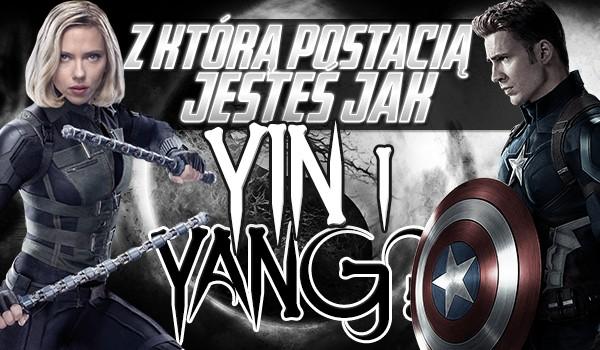 "Z którą postacią z ""Avengers"" jesteś jak Yin i Yang?"