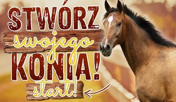Stwórz swojego własnego konia!