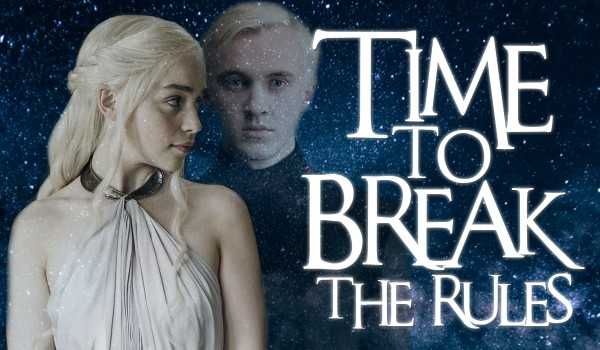 Time to break the rules – PROLOG