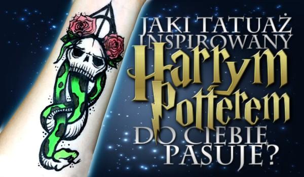 Jaki Tatuaż Inspirowany Harrym Potterem Do Ciebie Pasuje