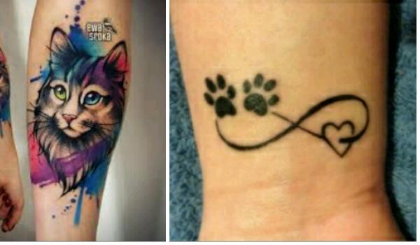 Jaki Tatuaż Związany Ze Zwierzętami Do Ciebie Pasuje