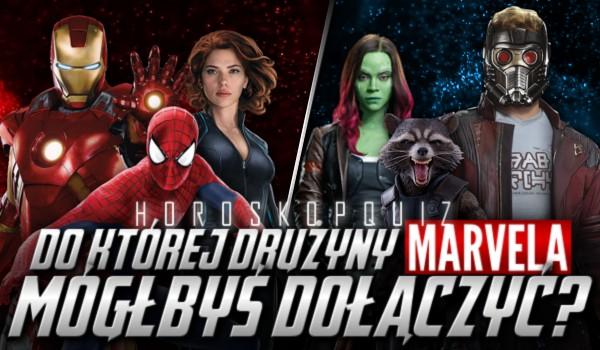 Horoskopquiz: Do której drużyny z Marvela mógłbyś dołączyć?