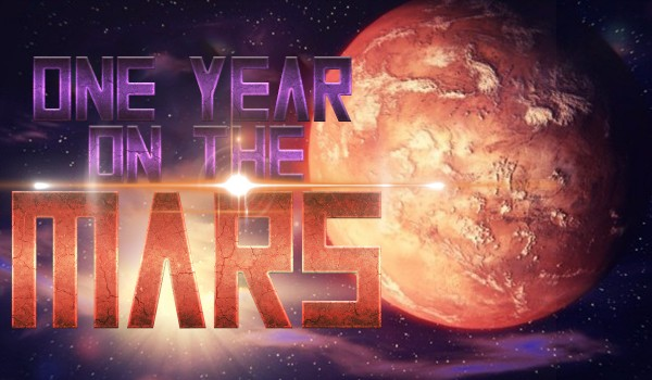 One year on the Mars #1