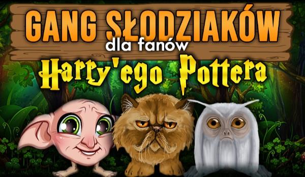 """Gang Słodziaków – wersja dla fanów """"Harry'ego Pottera""""! – PIERWSZA EDYCJA"""