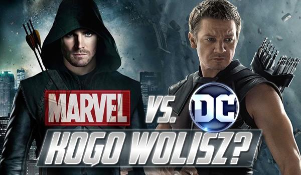 Marvel vs DC: Którą postać wolisz?