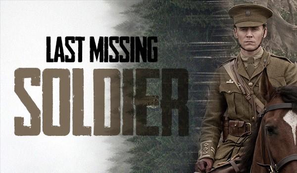 Last Missing Soldier: Błękitne Oczy #1
