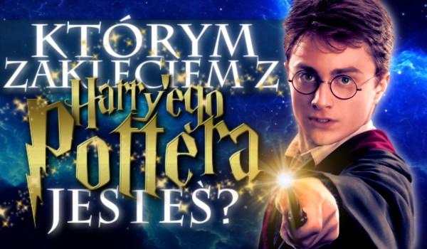 Którym zaklęciem z Harry'ego Pottera jesteś?