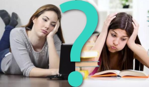 """10 losowych pytań z serii """"Co wolisz?"""" dla nastolatków!"""