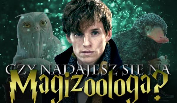 Czy nadajesz się na Magizoologa?