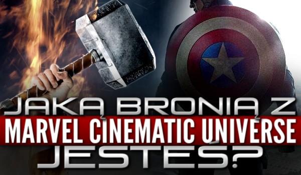 """Którą bronią z """"Marvel Cinematic Universe"""" jesteś?"""