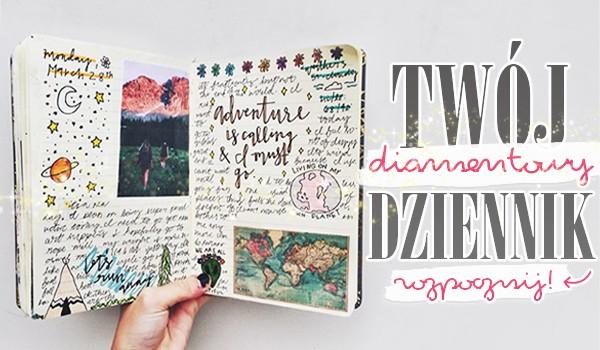 Twój diamentowy dziennik