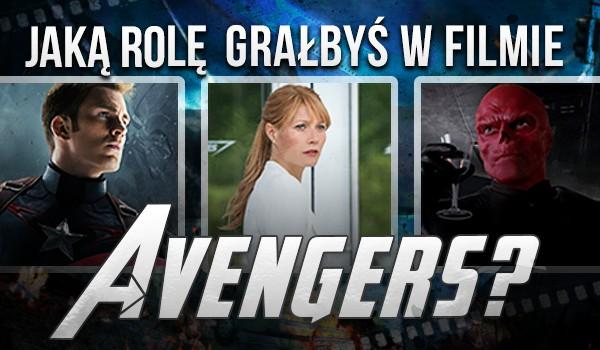 """Jaką rolę grałbyś w filmie """"Avengers""""?"""