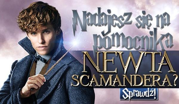 Czy nadajesz się na pomocnika Newtona Scamandera?