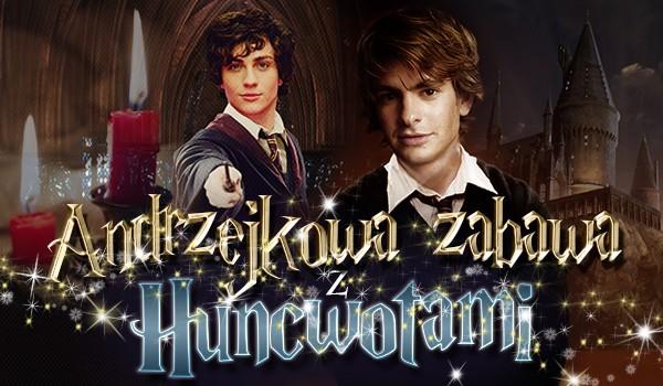 Zabawa Andrzejkowa z Huncwotami