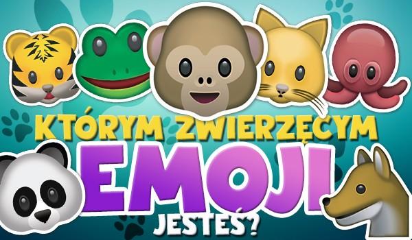 Którym zwierzęcym emoji jesteś?