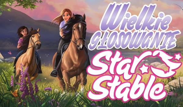 Star Stable Online: Wielkie Głosowanie!