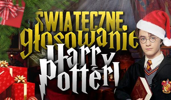 Świąteczne głosowanie – Harry Potter