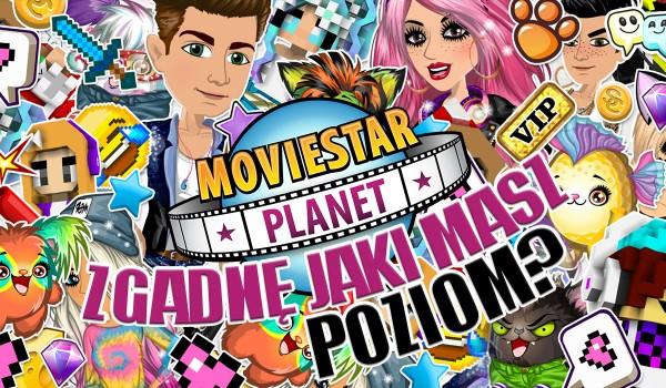 Quizy z działu: MovieStarPlanet | sameQuizy