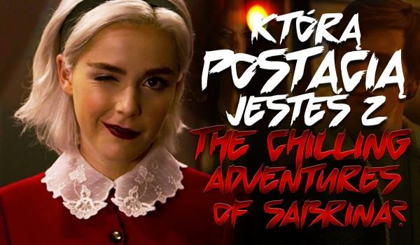 "Jaką jesteś postacią z serialu ""Chilling Adventures of Sabrina""?"