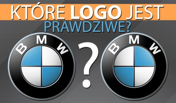 Które logo jest prawidłowe?