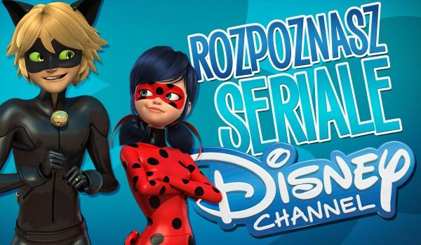 """Czy rozpoznasz seriale """"Disney Channel""""?"""