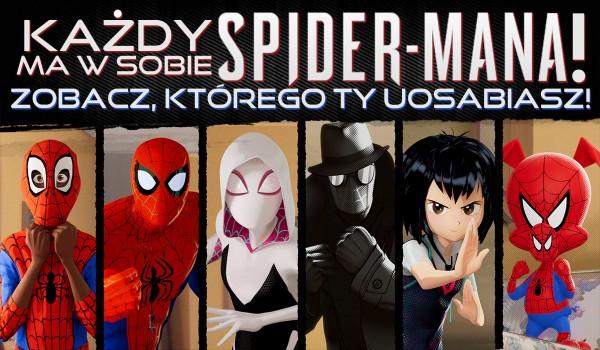 Każdy ma w sobie Spider-Mana! Zobacz, którego Ty posiadasz!