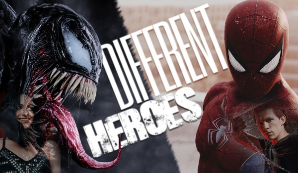 Different Heroes – I