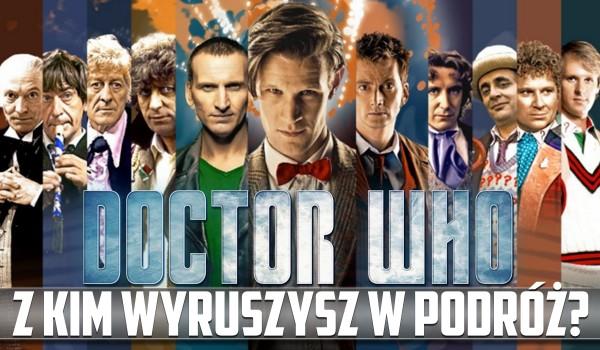 """Z kim wyruszysz w podróż w czasie? – """"Doctor Who""""!"""