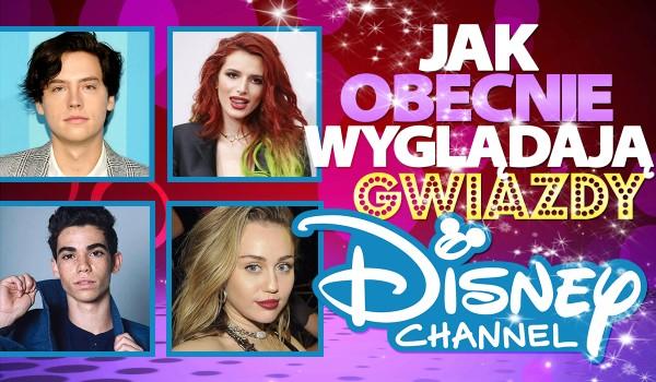 Czy wiesz, jak obecnie wyglądają gwiazdy Disney Channel?