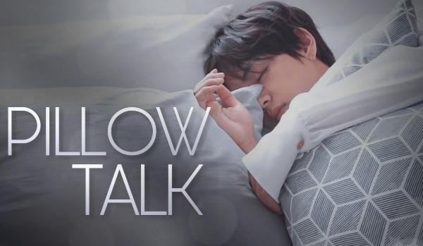 PILLOWTALK – [Kim Taehyung]