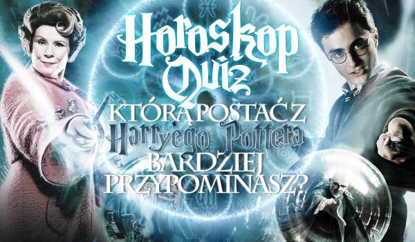 """Horoskopquiz: Którą postać z """"Harry'ego Pottera"""" przypominasz najbardziej?"""