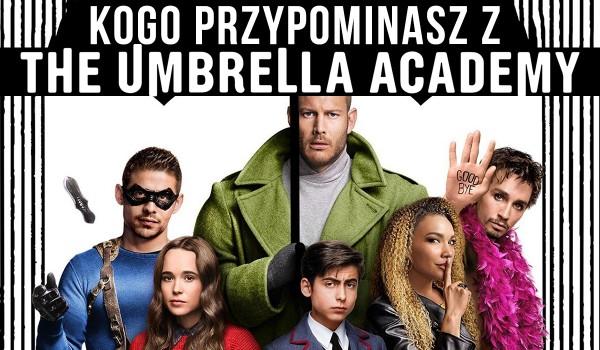 Którego bohatera The Umbrella Academy przypominasz?