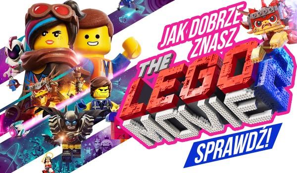 Jak dobrze znasz LEGO Przygoda 2?