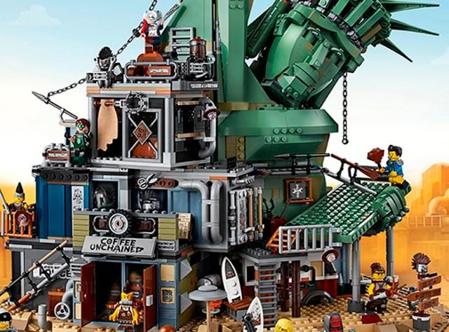Jak Dobrze Znasz Lego Przygoda 2 Samequizy