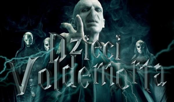 Dzieci Voldemorta | Dark Universe