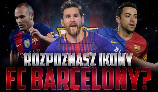 """Czy rozpoznasz ikony klubu """"FC Barcelona""""?"""