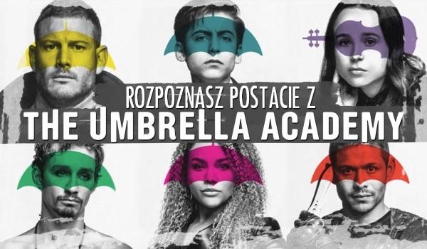 """Jak dobrze znasz postacie z """"The Umbrella Academy?"""