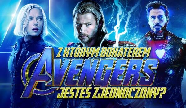 """Z którym z bohaterów """"Avengers"""" jesteś zjednoczony?"""