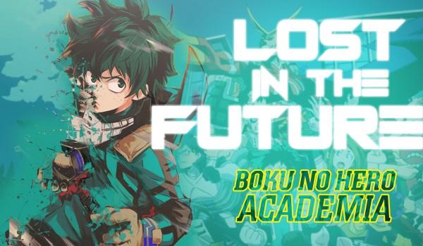 Lost in the future – Boku no Hero Academia
