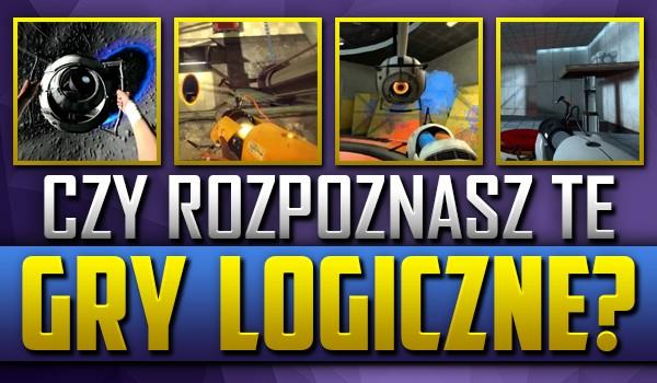 Rozpoznasz te gry logiczne?