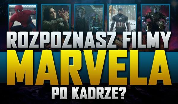 """Czy rozpoznasz film """"Marvela"""" po kadrze w 8 sekund?"""