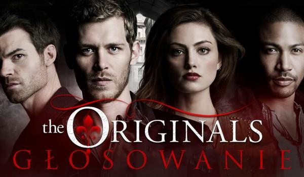 The Originals – Głosowanie!