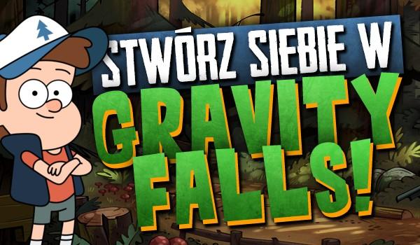 Stwórz siebie w Gravity Falls!