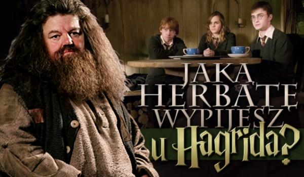 Jaką herbatę wypijesz u Hagrida?