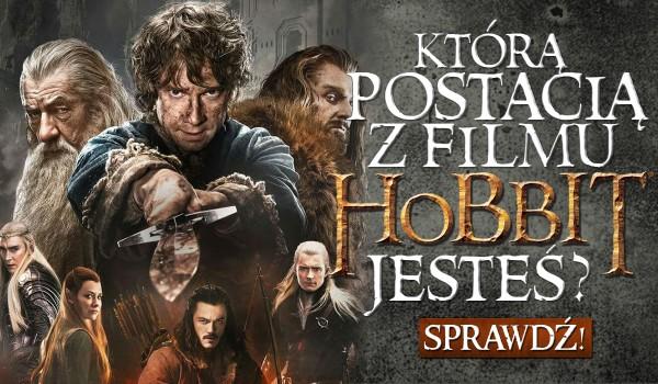 """Którą postacią z """"Hobbita"""" jesteś?"""