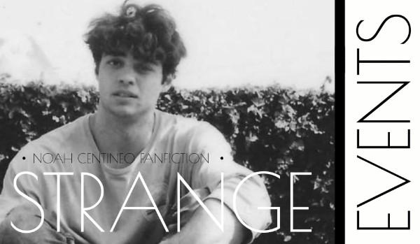 Strange Events ~ Prolog